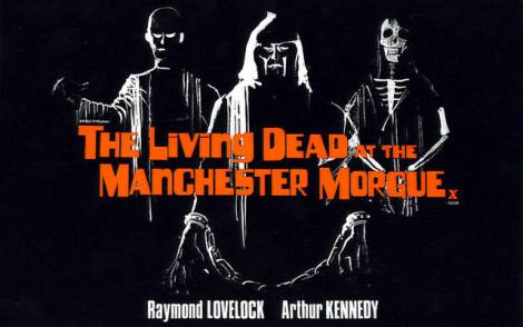 the living dead at the manchester morgue