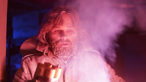 The Thing 1982 ending