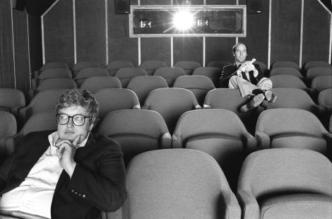 Roger Ebert Gene Siskel