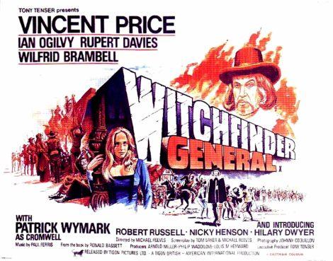 Witchfinder General poster