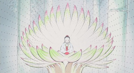The Tale of the Princess Kaguya movie
