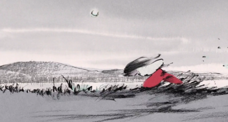The Tale of the Princess Kaguya Studio Ghibli