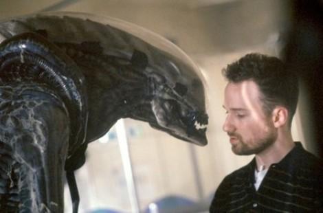 Fincher - alien
