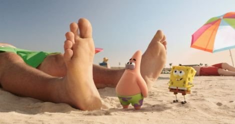 the spongebob movie sponge out of water 2015