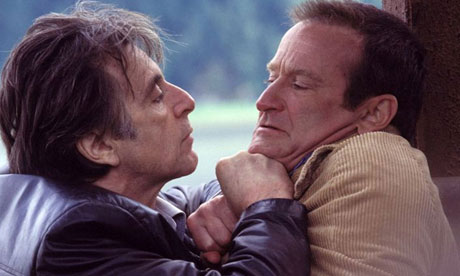 Pacino and Robin Williams produced the goods in Christopher Nolan's Insomnia