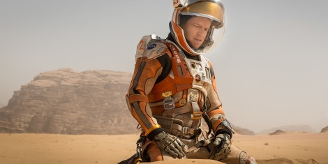 The Martian was a huge hit, no doubt thanks to Damon's well liked lead turn
