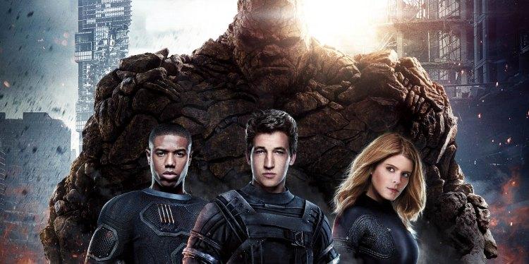 Fantastic Four - feature