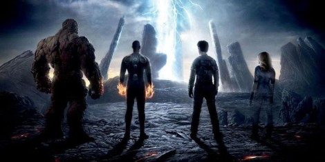 Fantastic Four - post