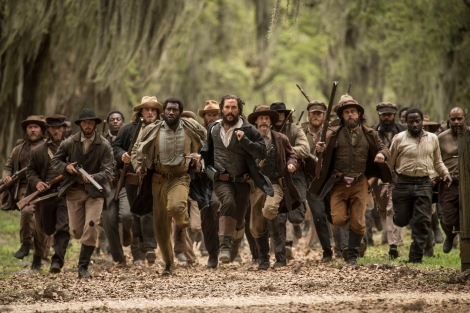 Matthew McConaughey leads the charge in the Free State of Jones