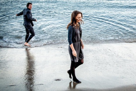 Christian Bale and Natalie Portman in Terrence Malick's Knight of Cups