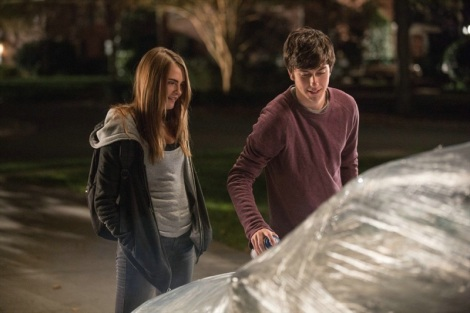 Paper Towns - post