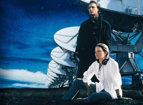 Contact is a thinking man's Sci-Fi and one of Zemeckis underrated gems