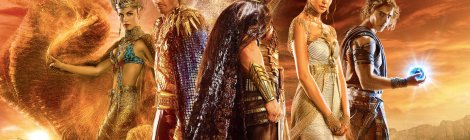 Gods of Egypt 2016 Wallpaper