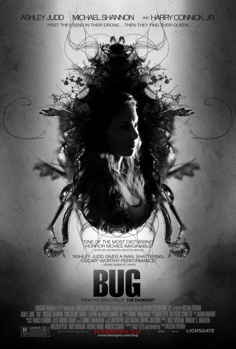 Bug movie poster 2006