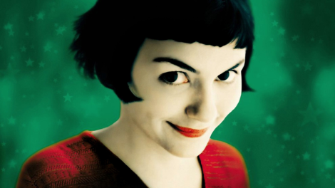 Amelie movie poster