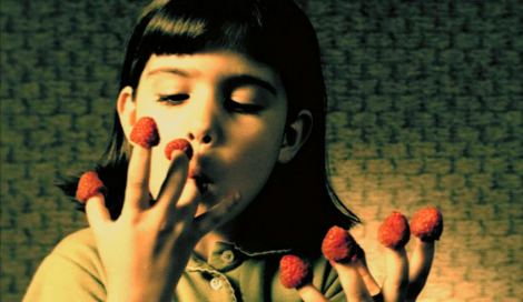 Amelie movie strawberries