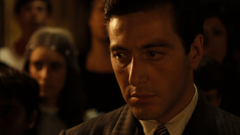 The Godfather - a classic filled with incredible scenes
