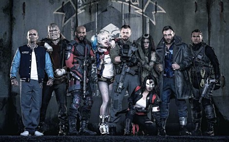 Suicide Squad group