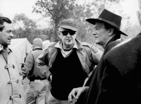 John Ford & John Wayne The Horse Soldiers
