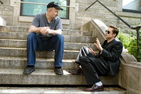 Fincher and Pitt