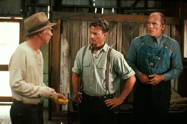 george s dependence on lennie in john As lennie's mastermind george, jesse siak delivers a convincing, compelling man of reason and purpose, ably embracing both george's signature smarts and deep emotional reserves.