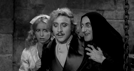 Young Frankenstein film