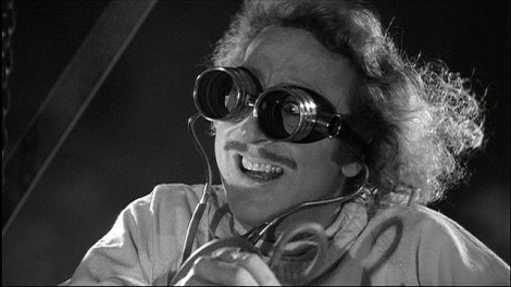 Young Frankenstein Gene Wilder