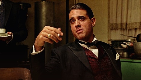 Cannavale stole the show in Boardwalk Empire season 3 as lunatic mobster Gyp Rosetti
