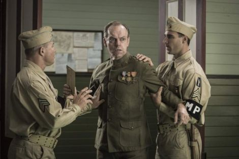 Hugo Weaving Hacksaw Ridge