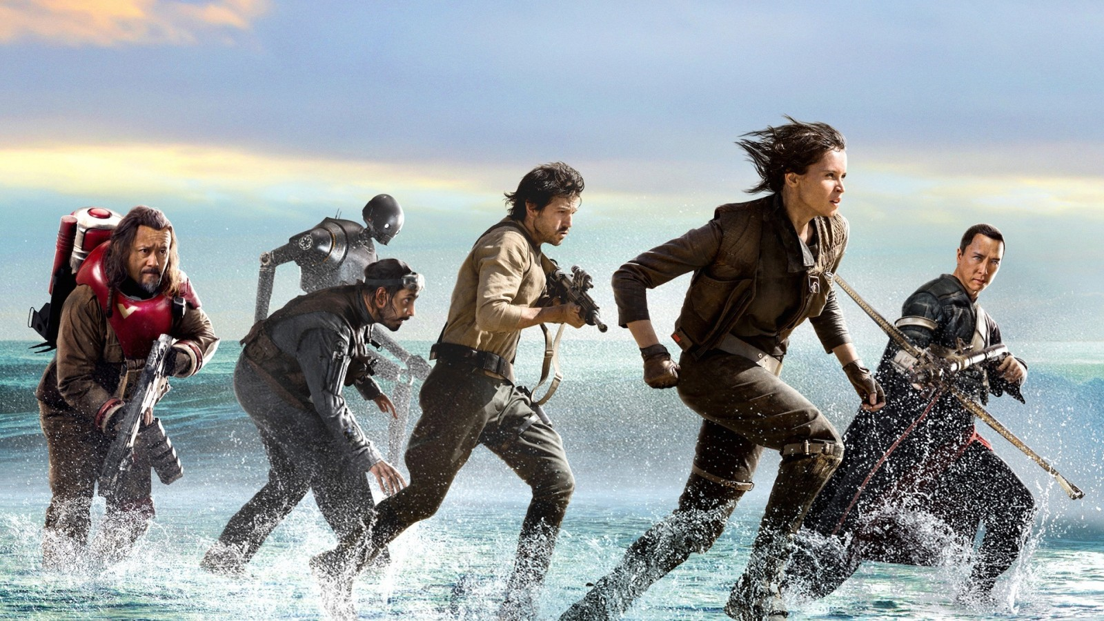 Film Review Rogue One A Star Wars Story 2016 Jordan And Eddie The Movie Guys