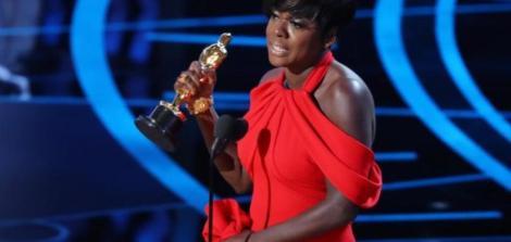 """Viola Davis's speech was just a little """"to much"""""""