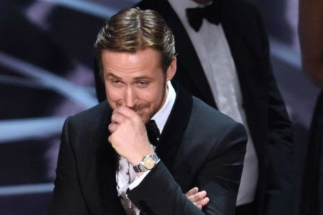 Ryan Gosling sums up how we feel about Suicide Squad being an Oscar winner