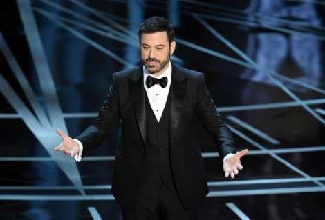 Jimmy Kimmel did a commendable (and candy filled) job hosting this years Oscars