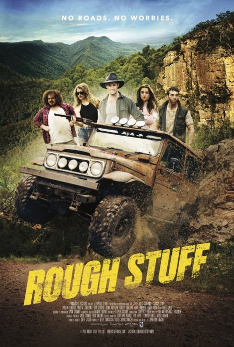 Rough Stuff poster