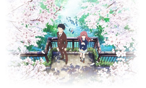 A Silent Voice film poster