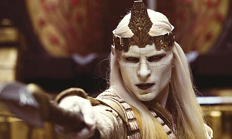 Prince Nuada in The Golden Army