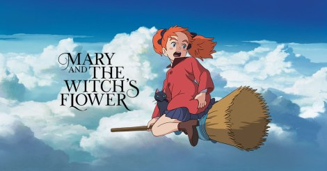 Mary and the Witch's Flower madman