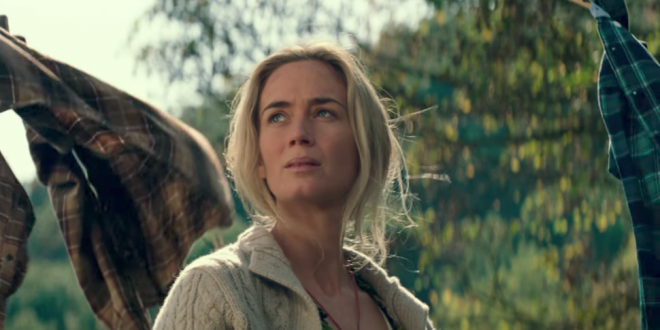 Film Review A Quiet Place 2018 Jordan And Eddie The Movie Guys