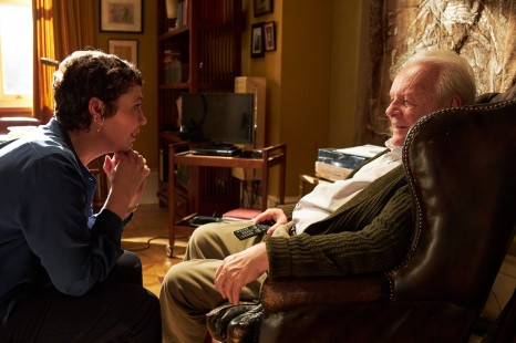 One of the duos of the year, Olivia Coleman and Anthony Hopkins were great in The Father